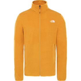 The North Face Diablo Fleece Jack Heren, citrine yellow